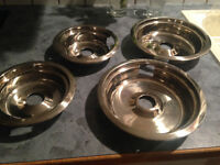 Stainless Steel Burner Trays/Pots