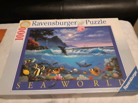 1000 Piece Sea World Jigsaw Puzzle
