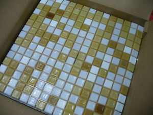 BISAZZA - Mosaic New Ambra (4.15m.sq. (44.67 sq.ft.)) Wall Tile