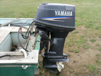 Yamaha 40hp with older boat/trailer