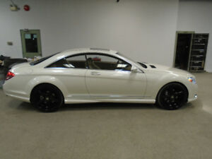 2009 MERCEDES CL550 4MATIC! AMG EDITION! 104,000KMS! $25,900!!!!