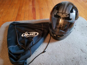 HJC  Full-Face XL Motorcycle Helmet