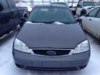 2007 Ford Focus zx4 4rd