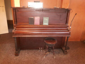 Older style Piano