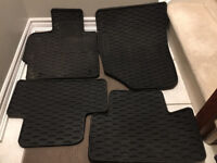 Mazda CX-7 OEM All-Weather Floor Mats (front and rear)