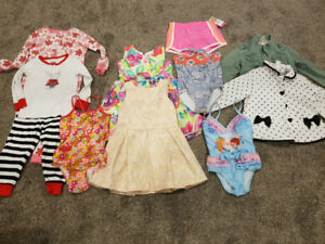 Girls 3T clothes.