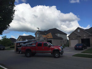Roofing installs and repairs by AOK London Ontario image 4