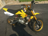 New 125CC Dirt Bike with Mods!!!