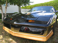 1984 Pontiac Trans Am T-TOP Coupé (2 portes)