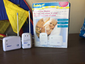 Safety First baby monitor