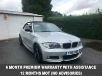 2010 10 BMW 1 SERIES 2.0L 120D M SPORT 2D AUTO 175 BHP DIESEL