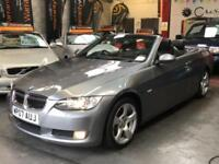 BMW 3 SERIES 325I SE 3.0 CONVERTIBLE Grey Auto Petrol, 2007