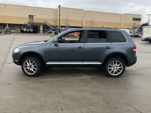 2007 Volkswagen Touareg,4x4,Leather,Sunroof,3/Y Warranty Availab