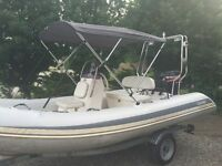 2014 Grand RIB Inflatable Trade for 2010 or newer PWC jet ski