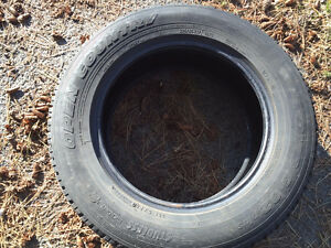 Toyo winter tires - previously used on Rav4