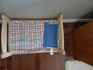 2 Doll beds - 15 each
