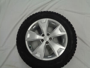 4 Winter Tires and Rims Subaru Forester