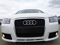 2007 Audi A3 2.0 TURBO SPORT PKG-LEATHER-SUNROOF--ONLY 107,000KM