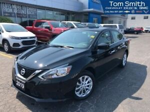 2019 Nissan Sentra SV CVT  Sunroof - Keyless Entry - Heated Seat