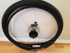 Set of two 29 inch  wheels for MTB