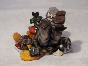 "Barkley Crossing Dog Figurine ""Coution Wet Paint"" London Ontario image 3"