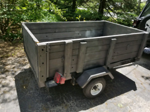 4x6 trailer rental $20 for 24 hours