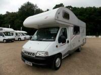 Hymer Classic C524 2.8 JTD Motorhome.SORRY NOW SOLD!!