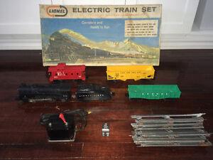 Electric Train Set LIONEL