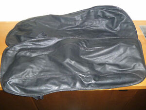 SADDLEBAG LID COVER PROTECTORS HARLEY