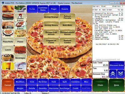 Aldelo Pro Pos Software