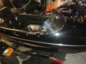 Harley Ultra Classic sidecar