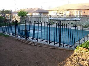 Black Fence 81'  Iron Eagle Industries