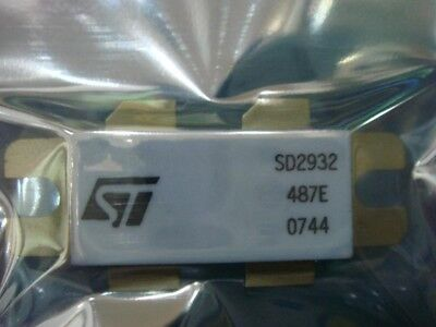 1pc For St Sd2932 Rf Power Mosfet Transistor
