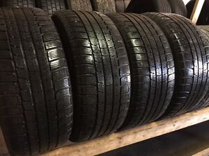 4 Michelin pilot 225/55/17 winter installation available
