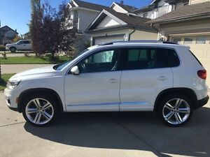 2013 Volkswagen Tiguan Highline - WARRANTY and NO GST