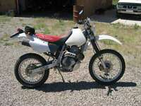 Looking for dual sport/enduro/street legal dirt bike