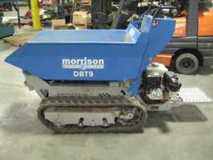 TRACK BUGGY FOR LANDSCAPPING HONDA GX390