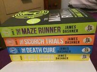 Maze runner collection