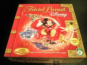 Trivial Pursuit: Disney Edition board game