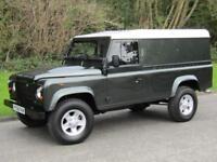 2008 Land Rover 110 Defender 2.4 TDCI Puma Hard Top 6 Speed Manual 4x4