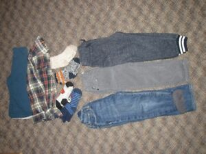 Set of Clothes for 3 years old boy