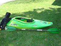 kayak de rivière