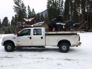 2007 super duty f350 Long box crew cab