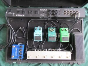 POWERED S.K.B. BOARD AND PEDALS