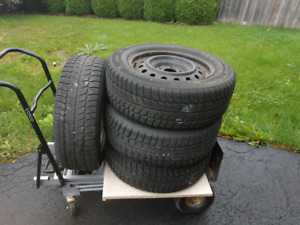 Winter tires for sale 200 obo