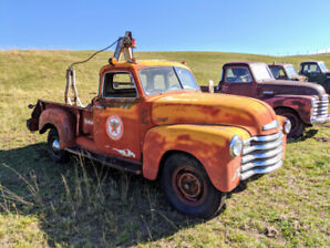 1949 - 1954 Chevrolet and GMC Advance/New-Design Trucks