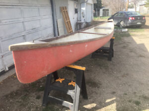 Canoe with all extras