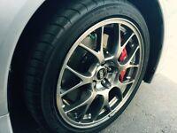 BBS Rims/Yokohama Tires