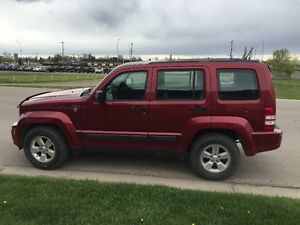 2012 Jeep Liberty SUV, Crossover