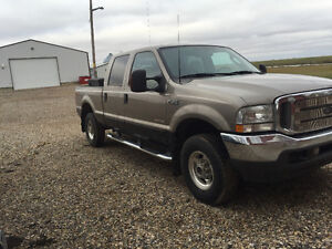 2003 Ford Other Lariat Pickup Truck Moose Jaw Regina Area image 2